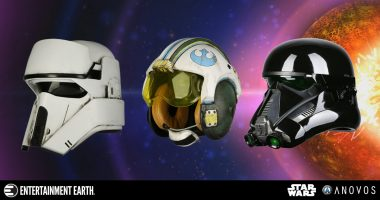 Must See Star Wars Rogue One Prop Replica Helmets
