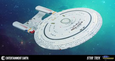 The Much-Demanded Return of One of Most Popular Star Trek Ships Ever!