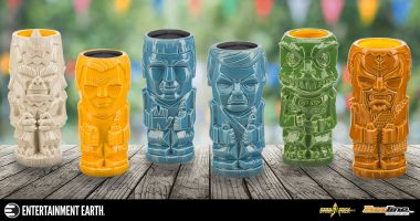Star Trek Geeki Tiki Mugs Are Perfect for Out-Of-This-World Parties