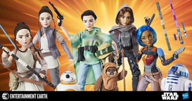 7 Star Wars: Forces of Destiny Figures And Toys To Inspire Your Inner Jedi!