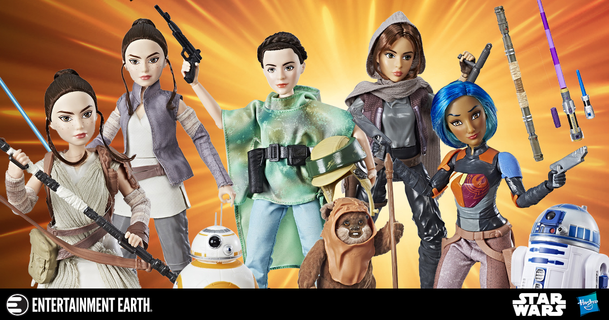 7 Star Wars Forces Of Destiny Figures And Toys To Inspire Your Inner Jedi