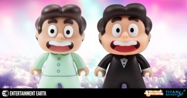 2 Steven Universe Convention Exclusive Titans Figures You'll Have to See to Believe