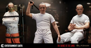 New Action Figures So Detailed Even Hannibal Lecter Would Be Impressed