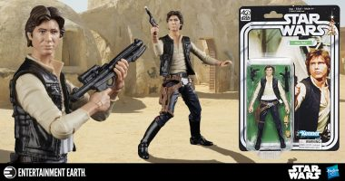 Han Is Finally Solo as a Black Series 40th Anniversary 6-Inch Figure