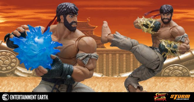 Hadouken Hot Ryu Is A Hot Exclusive