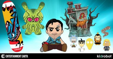 Top 5 Coolest Kidrobot Collectibles for Pop Culture Fans