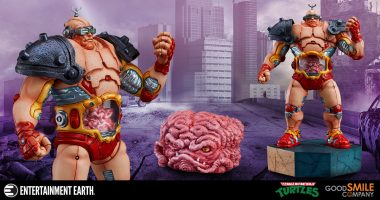 The Ruler of Dimension X and his Robot Body make for a Killer Statue