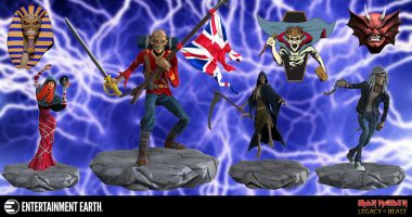 BREAKING: Iron Maiden Legacy of the Beast Collectibles Revealed!