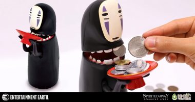 This Ridiculous Piggy Bank is a Must Have for Studio Ghibli Fans
