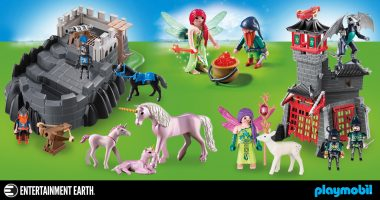 Bring Your Fantasies to Life with These Playmobil Items – What Special PLUS Figure Awaits Inside?