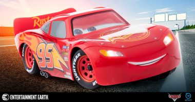 Experience Lighting McQueen Like Never Before!