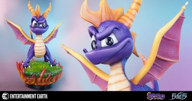 Spyro the Dragon Lights the Collectibles World on Fire