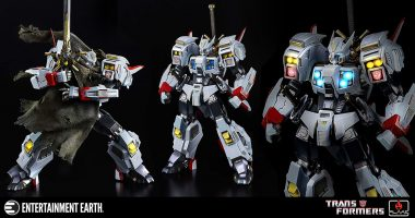 Sword Master and Decepticon Turncoat – Drift – Makes an Amazing Figure