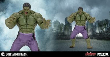 Brace Yourself for NECA's Biggest Action Figure Ever!