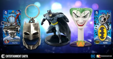 5 Batman Collectibles from Monogram That Will Serve up Justice Anywhere!
