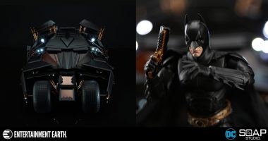 Become the Dark Knight with This Ridiculously Detailed Tumbler Replica Deluxe Pack