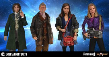 4 Deluxe Doctor Who Action Figures You Won't Want to Miss