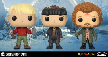 These Home Alone Pop! Figures Will Have You Thirsty for More
