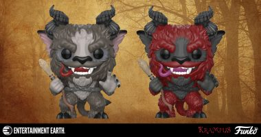 The Krampus Funko Pop! Is Coming: Have You Been Bad or Good?