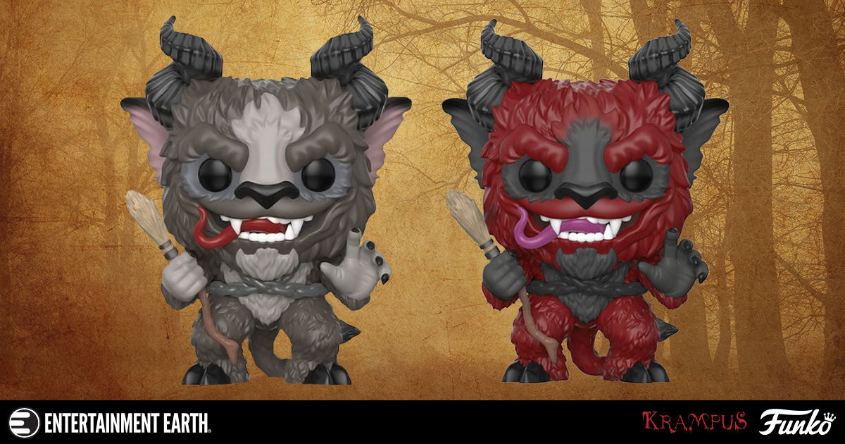 3d3ee82579 The Krampus Funko Pop! Is Coming  Have You Been Bad or Good