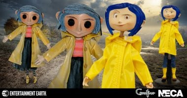 A Coraline for You, a Coraline for the Other Mother