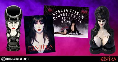 Which Elvira Collectible Will You Add to Your Spooktacular Collection?