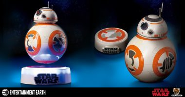 Anything R2-D2 Can Do, BB-8 Can Do Better