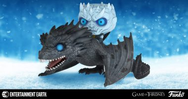 Game of Thrones Fans Beware: The Night King and Viserion Are Here!