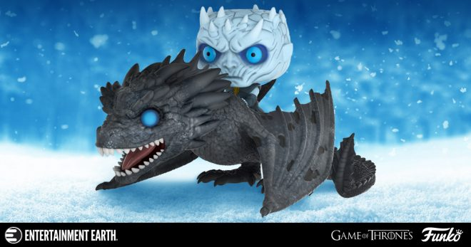 Game Of Thrones Fans Beware The Night King And Viserion