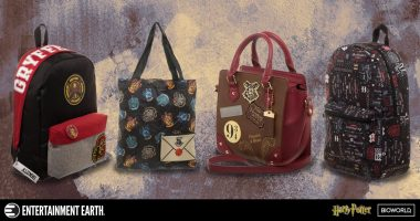 These Bags Are Just the Thing for Students Returning to Hogwarts