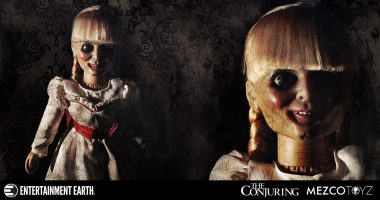 Annabelle Is Watching You!