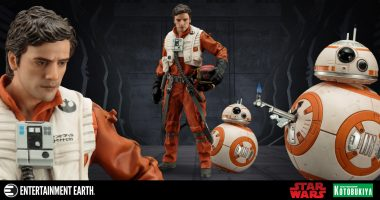 Will You Suit up with Poe Dameron and BB-8?