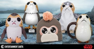 5 Cute and Cuddly Porgs from Force Friday II