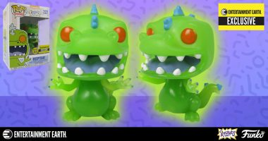 This Rugrats Entertainment Earth Exclusive Has Gone Radioactive!