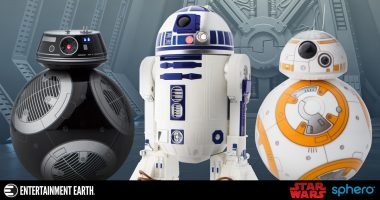These Are the App-Enabled Droids You're Looking for
