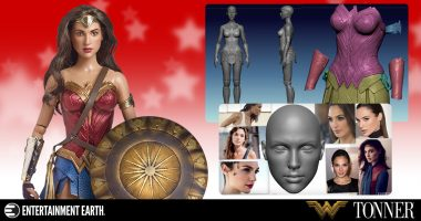 Limited Edition Wonder Woman Doll by Master Doll Maker Robert Tonner