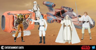 5 Hottest Force Friday II The Black Series Figures