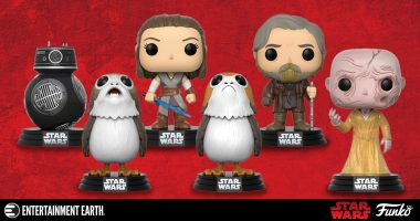 5 Cool Force Friday II Funko Pop! Figures