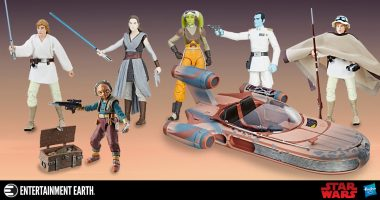 5 Most Popular Force Friday II Collectibles
