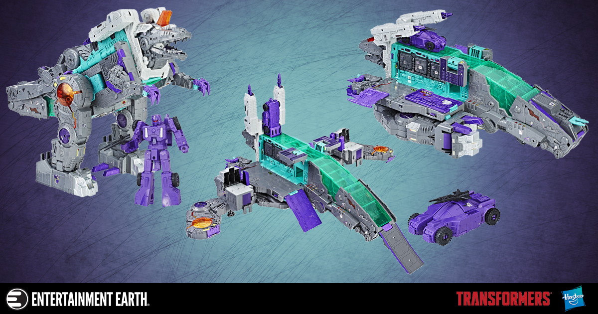 Is This The Biggest Transformers Decepticon Toy Ever