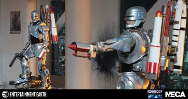 Fight the Machines with RoboCop!