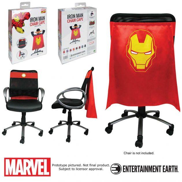 Iron Man Chair Cape