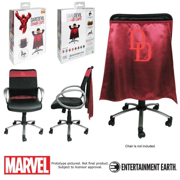 Daredevil Chair Cape
