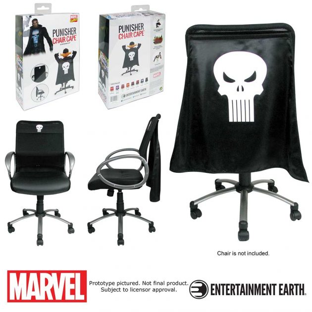 Punisher Chair Cape