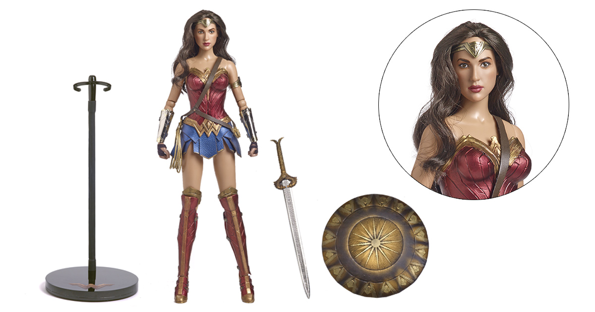 Wonder Woman Doll