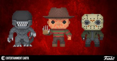 Which of These 8-Bit Horror Villains Will You Add to Your Funko Collection?