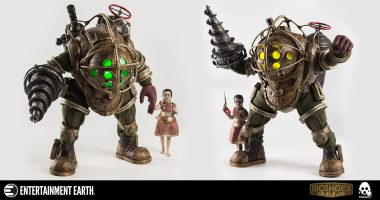 Bioshock Action Figures