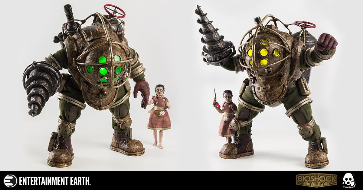 Bioshock Action Figures