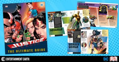 Review: Celebrate the Justice League with This Gorgeous New Ultimate Guide