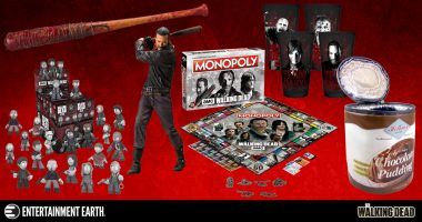6 Walking Dead Collectibles Every Fan Needs